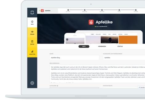 WordPress Pluign Dashboard